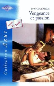 Vengeance et passion - Couverture - Format classique