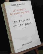 Les Travaux Et Les Joies - Couverture - Format classique