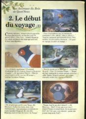 Les Animaux Du Bois De Quat'Sous. 2. Le Debut Du Voyage. - Couverture - Format classique