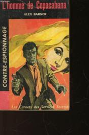 L'Homme De Copacavana - N°59 - Couverture - Format classique