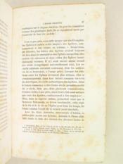 L'Eglise Primitive jusqu'à la mort de Constantin. - Couverture - Format classique