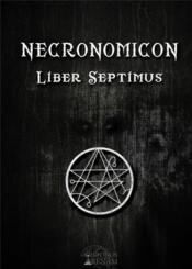 Necronomicon ; liber septimus - Couverture - Format classique
