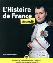 L'histoire de France pour les nuls (3e édition) - Couverture - Format classique