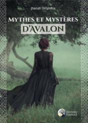 Mythes et mystères d'Avalon - Couverture - Format classique