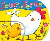 Jeux à la ferme - Intérieur - Format classique