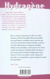 Dessous De L'Info (Les) - 4ème de couverture - Format classique