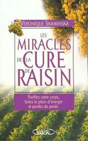 Les miracles de la cure de raisin - Intérieur - Format classique
