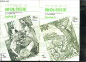 Histoire De La Biologie T.1 - Couverture - Format classique