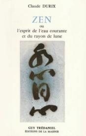 Zen ou esprit eau courante - Couverture - Format classique