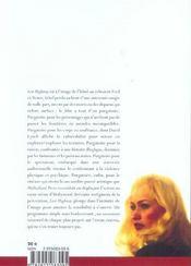 Le purgatoire des sens ; lost highway de david lynch - 4ème de couverture - Format classique