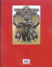 Onirika - 4ème de couverture - Format classique
