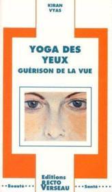 Yoga des yeux - Couverture - Format classique