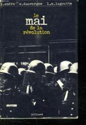Le Mai De La Revolution. - Couverture - Format classique
