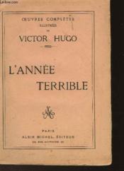 L'Annee Terrible - Couverture - Format classique