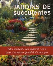 Jardins de succulentes - Intérieur - Format classique
