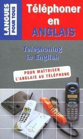 Telephoner en anglais - Intérieur - Format classique
