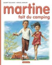 Martine T.9 ; Martine fait du camping - Couverture - Format classique