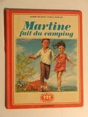 Martine T.9 ; Martine fait du camping - Intérieur - Format classique