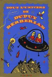 Tout l'univers de Dupuy Berberian - Intérieur - Format classique