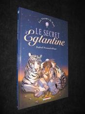 Les Voyages De Kael T.2 ; Le Secret D'Eglantine - Couverture - Format classique