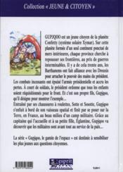Gupjqoo, le gamin de l'espace t.1 ; Gupjqoo et les grands hommes verts - Couverture - Format classique