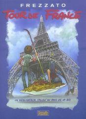 Tour de france, deux italiens dans le pays de la bande dessinee - Intérieur - Format classique