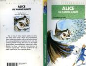 Alice au manoir hanté - Couverture - Format classique