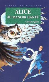 Alice au manoir hanté - Intérieur - Format classique