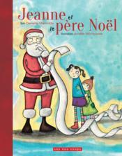 Jeanne et le père Noël - Couverture - Format classique