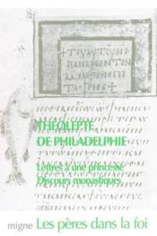 Lettre a une princesse discours monastiques - Couverture - Format classique