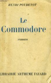 Le Commodore. - Couverture - Format classique