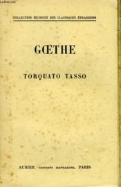 Torquato Tasso - Couverture - Format classique