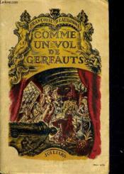 Comme Un Vol De Gerfauts. - Couverture - Format classique