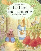 Le livre marionnette de pierre lapin - Intérieur - Format classique