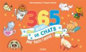 365 dessins de chats pour toute l'année - Couverture - Format classique
