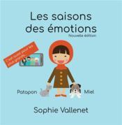 Les saisons des emotions - nouvelle edition - Couverture - Format classique