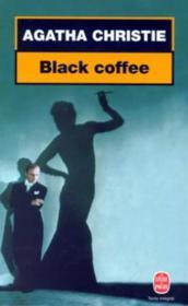 Black coffee - Couverture - Format classique