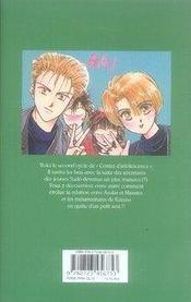 Contes d'adolescence, cycle 2 t.1 - 4ème de couverture - Format classique