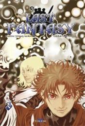 Last fantasy t.3 - Couverture - Format classique