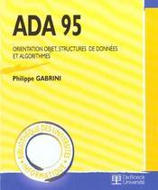 Ada 95 - Intérieur - Format classique