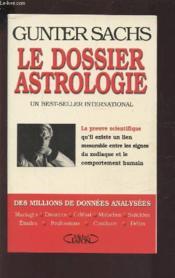 Dossier Astrologie ; Un Best-Seller International - Couverture - Format classique