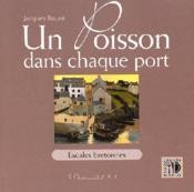 Un poisson dans chaque port escales bretonnes - Couverture - Format classique