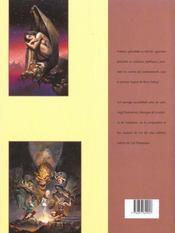 Arcanes - 4ème de couverture - Format classique