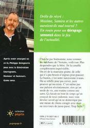 Meme Pas Mal ; Et Autres Paris Stupides - 4ème de couverture - Format classique