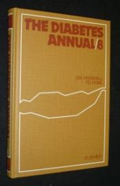 The Diabetes. Annual/8 - Couverture - Format classique