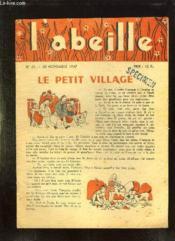 L Abeille N° 22 Du 30 Novembre 1947. - Couverture - Format classique