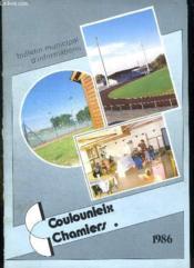 Coulounieix Chamiers. 1986. - Couverture - Format classique