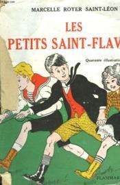 Les Petits Saint-Flavien. - Couverture - Format classique