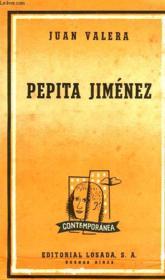 Pepita Jimenez - Couverture - Format classique