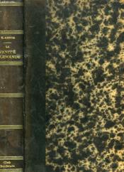 La Vanite Allemande - Couverture - Format classique